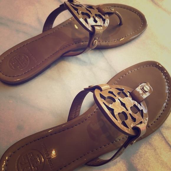 f2968287e Tory Burch Miller sandals. M 5b6a01e7bb7615b39feec6de